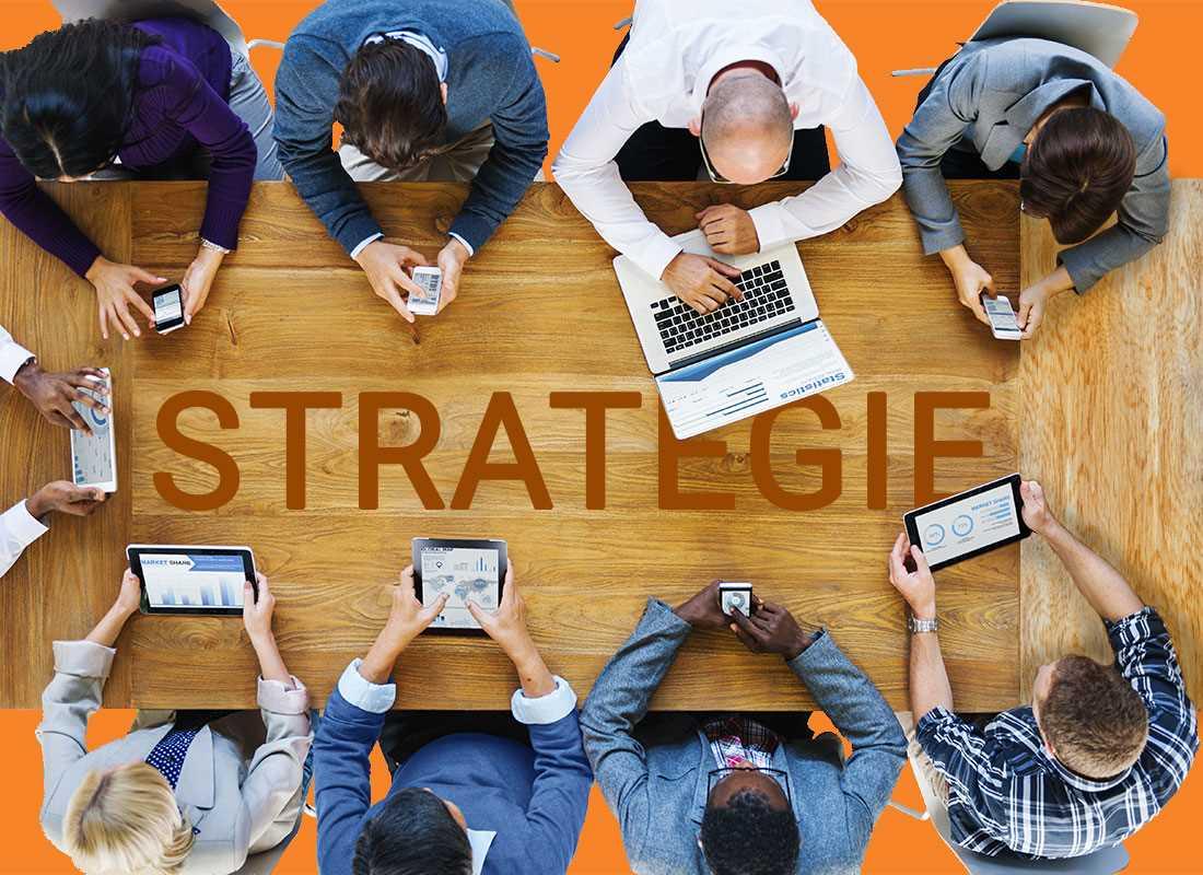 Stratégie numérique