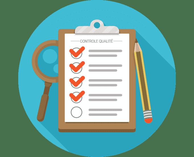 Tests utilisateurset contrôle qualité
