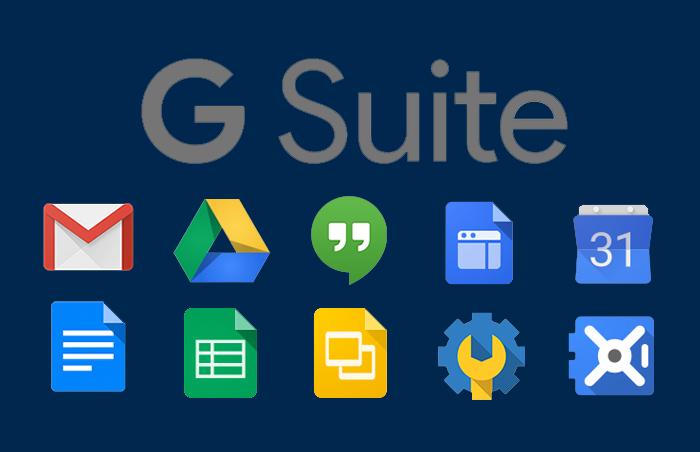 La solution G Suite est faite pour vous !
